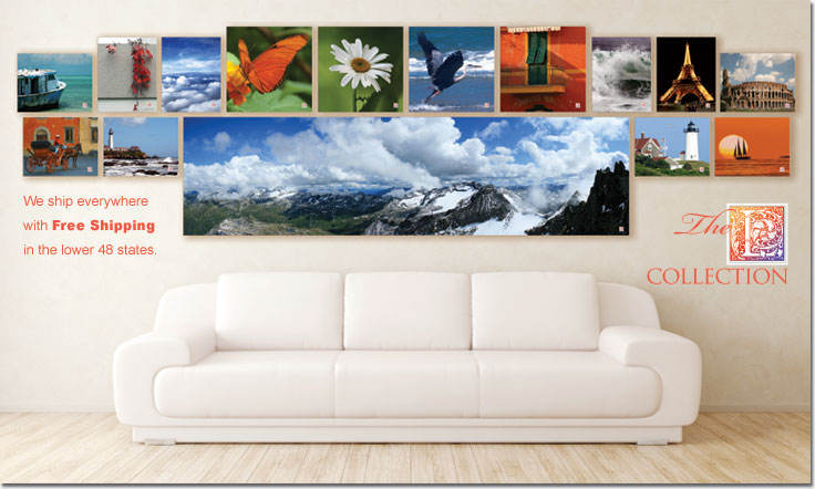 prints and framed images